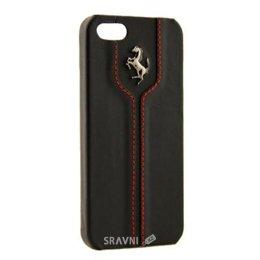 Чехол для мобильного телефона Ferrari Montecarlo leather cover case for iPhone 5C Red (FEMTHCPMRE)