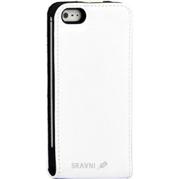Чехол для мобильного телефона Aston Martin iPhone 5 White (FCIPH5001B)