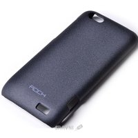 Rock Quicksand HTC One V Dark Grey (Primo-34468)