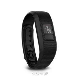 Умные часы, браслет спортивный Garmin Vivofit 3 Regular Black (010-01608-08)