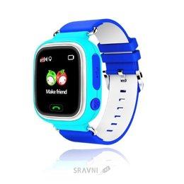 Умные часы, браслет спортивный Smart Baby Watch Q90