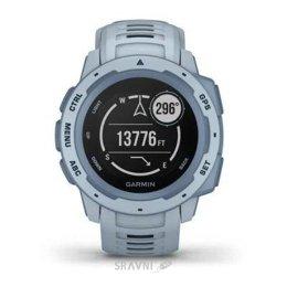 Умные часы, браслет спортивный Garmin Instinct Sea Foam (010-02064-05)