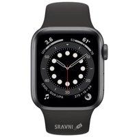 Смарт-часы, фитнес-браслет Apple Watch Series 6 GPS 40mm (MG133)