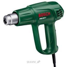 Термовоздуходувку, фен строительный Bosch PHG 500-2