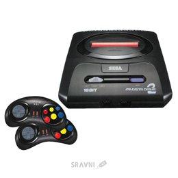 Игровую приставку SEGA Magistr Drive 2