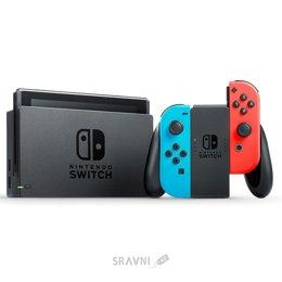 Игровую приставку Nintendo Switch