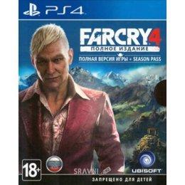 Игру для приставок Far Cry 4 (PS4)