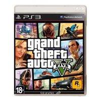 Игру для приставок Grand Theft Auto V (PS3)