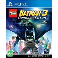 Фото Lego Batman 3 Beyond Gotham (PS4)