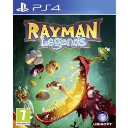 Игру для приставок Rayman Legends (PS4)