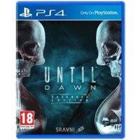 Игру для приставок Until Dawn (PS4)