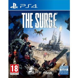 Игру для приставок The Surge (PS4)
