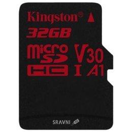 Flash Память (флешку, карту Памяти, SD, MiniSD, MiсroSD) Kingston SDCR/32GB
