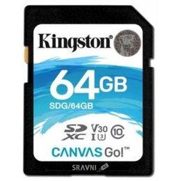 Карту памяти, USB Flash Kingston SDG/64GB