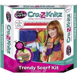 Набор для творчества Cra-Z-Knitz Модный шарфик серии Вязание (17121)