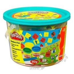 Набор для творчества Hasbro Игровой набор с пластилином в корзине (23414)