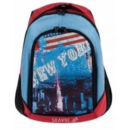 Школьный рюкзак, сумку Alliance а5-1196-1371