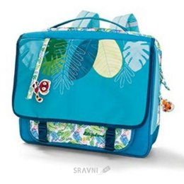 Школьный рюкзак, сумку Lilliputiens Лемур Джордж (86904)