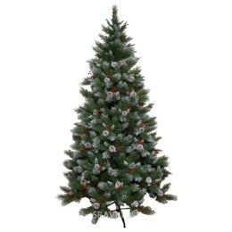 Искусственную новогоднюю елку, сосну Triumph Tree Ель Шарлотта 2,15 м