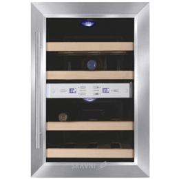 Винный и витринный холодильник Caso WineDuett 12