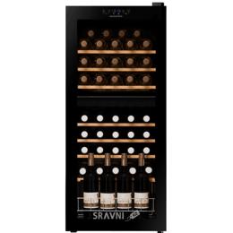 Винный и витринный холодильник Dunavox DX-46.128DK