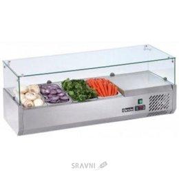 Винный и витринный холодильник Tefcold VK38-120