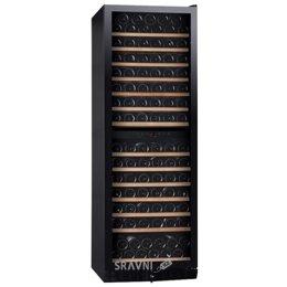 Винный и витринный холодильник Dunavox DX-166.428DBK