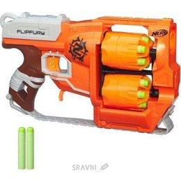 Игрушечное оружие Hasbro Бластер Зомби Страйк Переворот (A9603)