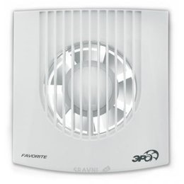 Вентилятор для ванной комнаты ERA FAVORITE 4-01