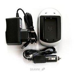 Зарядное устройство для фото и видеотехники PowerPlant Зарядное устройство для Canon NB-4L, NB-8L, BP125A (DV00DV2005)